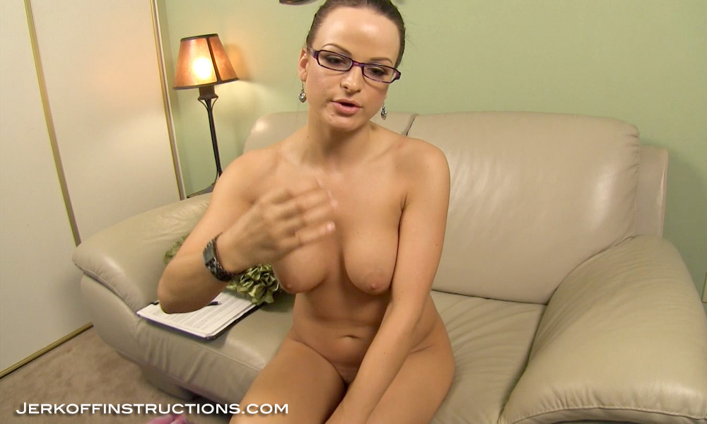 Really. agree Jerk off instruction therapist video suggest