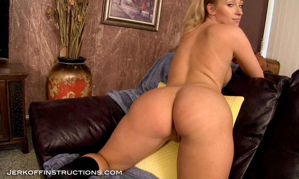 image My step sister jerk off and take it all on shirt pov