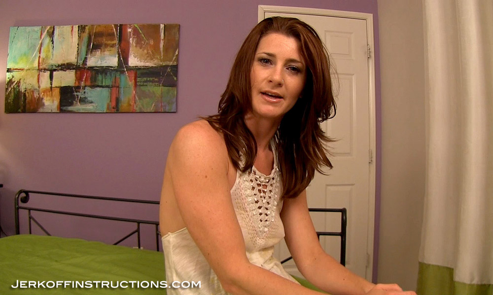 Jerk off instructions with countdown and cei 10